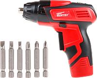 Электроотвертка Wortex BS 4536-1 Li (BS45361Li0823) -