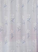 Шторка-занавеска для ванны Miranda Country Flower Blue -