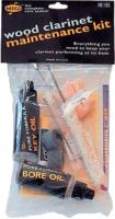 Набор аксессуаров для духового инструмента Dunlop Manufacturing HE105 Clrnt Wood-Maint Kit -