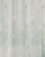 Шторка-занавеска для ванны Miranda Country Flower Beige -