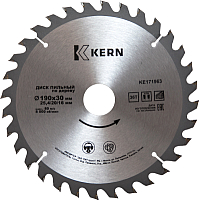 Пильный диск Kern KE171918 -