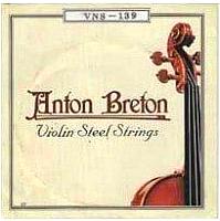 Струны для смычковых Anton Breton VNS-139С -