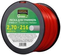 Леска для триммера Startul ST6055-27 -