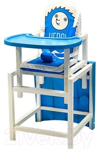 Купить Стульчик для кормления Сенс-М, Babys Hegry (синий), Россия