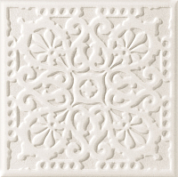 Декоративная плитка Tubadzin Majolika Grey B (200x200) -