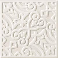 Декоративная плитка Tubadzin Majolika Grey D (200x200) -