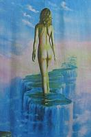 Шторка-занавеска для ванны Miranda Dream Wolker -