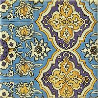 Декоративная плитка Tubadzin Majolika Intense D (200x200) -