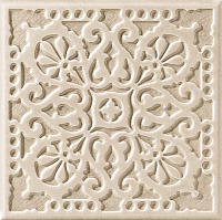 Декоративная плитка Tubadzin Majolika Mocca B (200x200) -