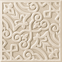 Декоративная плитка Tubadzin Majolika Mocca D (200x200) -