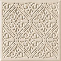 Декоративная плитка Tubadzin Majolika Mocca С (200x200) -
