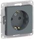 Розетка Schneider Electric AtlasDesign ATN000745 -