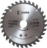 Пильный диск Kern KE171970 -