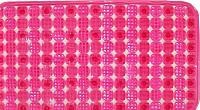 Коврик для ванной Deluxe Массажный SPA 10 (розовый) -