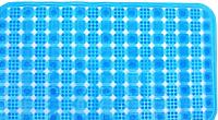 Коврик для ванной Deluxe Массажный SPA 10 (голубой) -