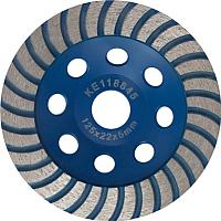 Отрезной диск алмазный Kern KE118845 -