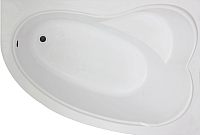 Ванна акриловая Balu 022А / B022A-170/100R -