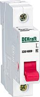Выключатель нагрузки Schneider Electric DEKraft 17001DEK -