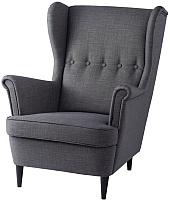 Кресло мягкое Ikea Страндмон 204.198.84 -