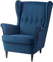 Кресло мягкое Ikea Страндмон 504.198.87 -