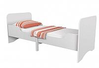 Односпальная кровать Polini Kids Fun 3200 (белый) -