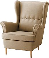 Кресло мягкое Ikea Страндмон 704.198.86 -