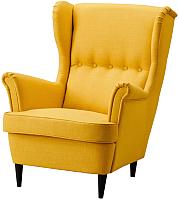 Кресло мягкое Ikea Страндмон 804.199.42 -