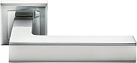Ручка дверная Morelli Dominion DIY MH-40 SC/CP-S -