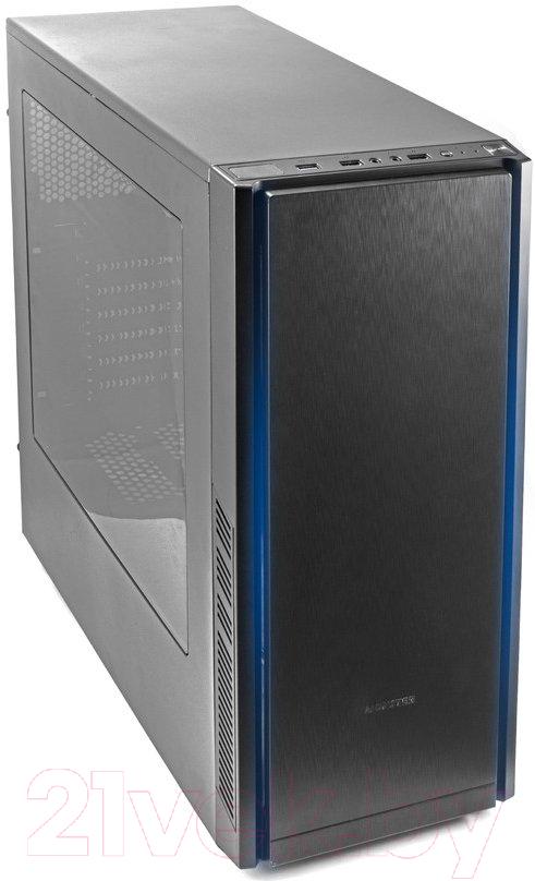 Купить Корпус для компьютера 3Cott, Monster III (черный), Китай