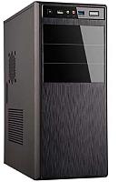 Корпус для компьютера D-computer 881B 500W (черный) -