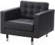 Кресло мягкое Ikea Ландскруна 492.486.17 -