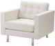 Кресло мягкое Ikea Ландскруна 492.488.82 -