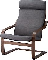 Кресло мягкое Ikea Поэнг 493.028.07 -