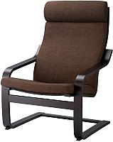 Кресло мягкое Ikea Поэнг 793.028.01 -