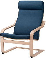 Кресло мягкое Ikea Поэнг 793.027.97 -