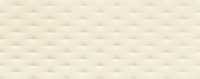 Декоративная плитка Tubadzin Elementary Ivory Diamond STR (298x748) -