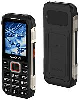 Мобильный телефон Maxvi T2 (черный) -