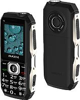 Мобильный телефон Maxvi T5 (черный) -