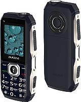 Мобильный телефон Maxvi T5 (темно-синий) -