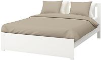 Полуторная кровать Ikea Сонгесанд 092.412.84 -