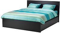 Двуспальная кровать Ikea Мальм 092.109.99 -