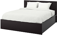 Двуспальная кровать Ikea Мальм 292.109.98 -