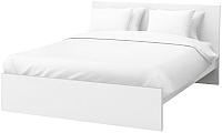 Двуспальная кровать Ikea Мальм 292.110.16 -