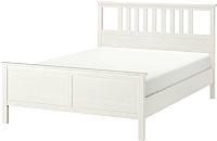 Двуспальная кровать Ikea Хемнэс 392.108.27 -