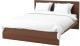 Каркас кровати Ikea Мальм 392.109.12 -