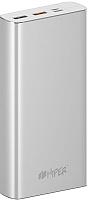 Портативное зарядное устройство HIPER MPX20000 (серебристый) -
