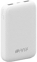 Портативное зарядное устройство HIPER SPX10000 (белый) -