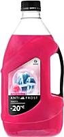 Жидкость стеклоомывающая Grass Antifrost -20C Fruit Bubbles / 110313 (4л) -