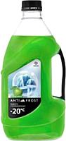 Жидкость стеклоомывающая Grass Antifrost -20C Green Apple / 110310 (4л) -