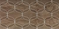 Декоративная плитка VitrA Ethereal Geometric Brown Glossy K927943 (300x600) -